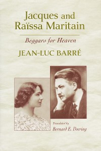 Cover Jacques And Raissa Maritain