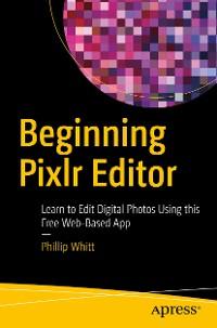 Cover Beginning Pixlr Editor