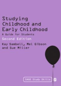 Cover Studying Childhood and Early Childhood