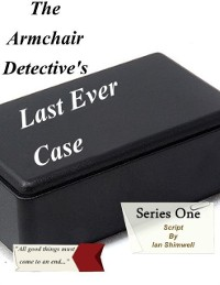 Cover Armchair Detective's Last Ever Case