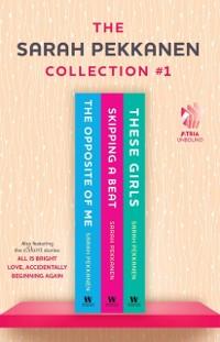 Cover Sarah Pekkanen Collection #1