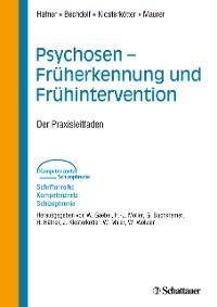 Cover Psychosen - Früherkennung und Frühintervention