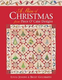Cover A Slice of Christmas From Piece O' Cake Designs