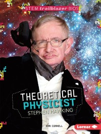 Cover Theoretical Physicist Stephen Hawking