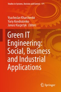 Cover Green IT Engineering: Social, Business and Industrial Applications