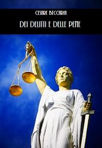 Cover Dei Delitti e Delle Pene