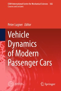Cover Vehicle Dynamics of Modern Passenger Cars