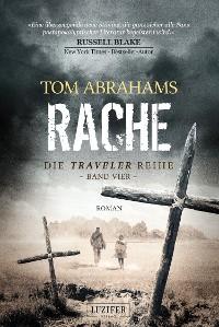 Cover RACHE (Traveler 4)