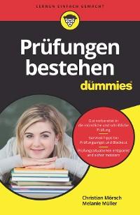 Cover Prüfungen bestehen für Dummies