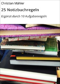 Cover 25 Notizbuchregeln