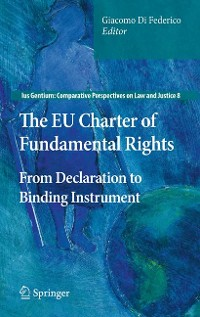 Cover The EU Charter of Fundamental Rights