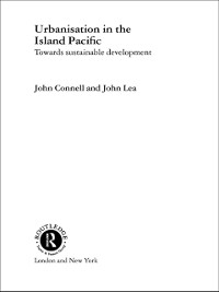 Cover Urbanisation in the Island Pacific