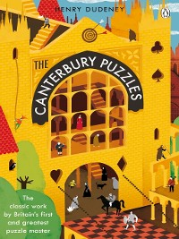 Cover The Canterbury Puzzles