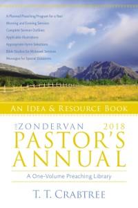 Cover Zondervan 2018 Pastor's Annual