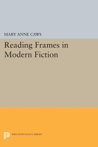 Cover Reading Frames in Modern Fiction