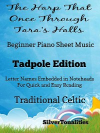 Cover Traditional Irish Folk Song for Beginner Piano Tadpole Edition