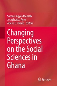 Cover Changing Perspectives on the Social Sciences in Ghana