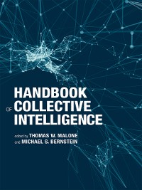 Cover Handbook of Collective Intelligence