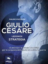 Cover Giulio Cesare. Lezioni di strategia