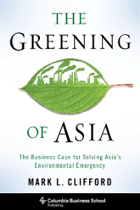 Cover The Greening of Asia