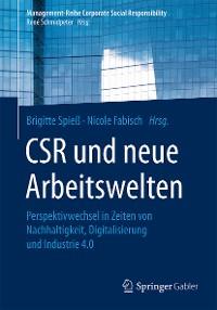 Cover CSR und neue Arbeitswelten