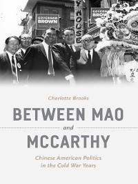 Cover Between Mao and McCarthy