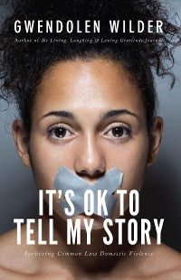 Cover It's Ok to Tell My Story!