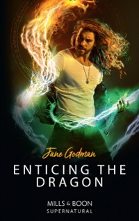 Cover Enticing The Dragon (Mills & Boon Supernatural)