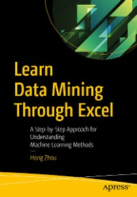 Cover Learn Data Mining Through Excel