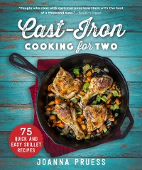 Cover Cast-Iron Cooking for Two