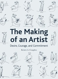 Cover Making of an Artist