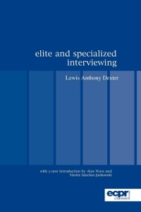 Cover Elite and Specialized Interviewing