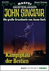 Cover John Sinclair - Folge 0885