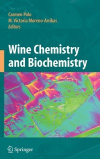 Cover Wine Chemistry and Biochemistry