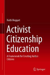 Cover Activist Citizenship Education