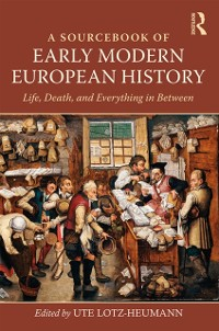 Cover Sourcebook of Early Modern European History
