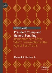 Cover President Trump and General Pershing