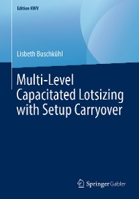 Cover Multi-Level Capacitated Lotsizing with Setup Carryover