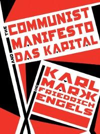 Cover The Communist Manifesto and Das Kapital