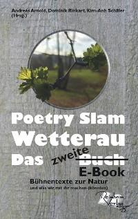 Cover Poetry Slam Wetterau - das zweite Buch