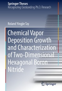 Cover Chemical Vapor Deposition Growth and Characterization of Two-Dimensional Hexagonal Boron Nitride