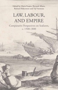 Cover Law, Labour, and Empire