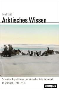 Cover Arktisches Wissen