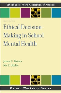Cover Ethical Decision-Making in School Mental Health