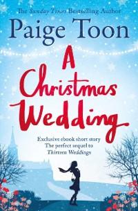 Cover Christmas Wedding