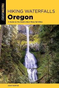 Cover Hiking Waterfalls Oregon
