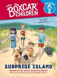 Cover Surprise Island (The Boxcar Children