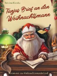 Cover Tanjas Brief an den Weihnachtsmann