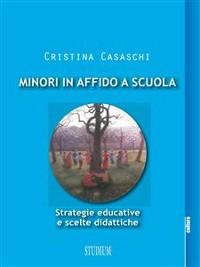 Cover Minori in affido a scuola