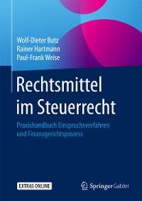 Cover Rechtsmittel im Steuerrecht